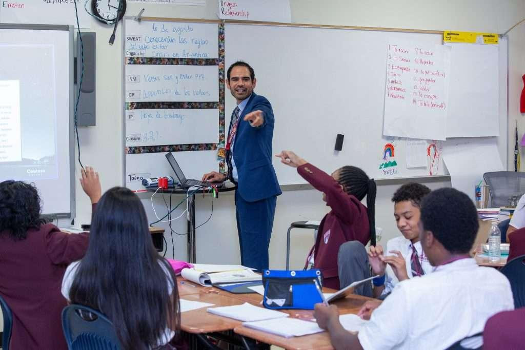 Uplift Education Teachers